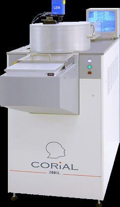 Equipment Corial 200IL/ICP