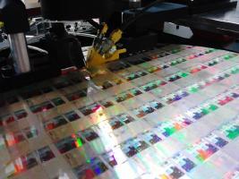 Expérience de caractérisation temporelle de composants optoélectroniques