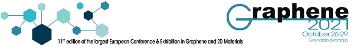 GRAPHENE - GRENOBLE 26-29 OCTOBER 2021
