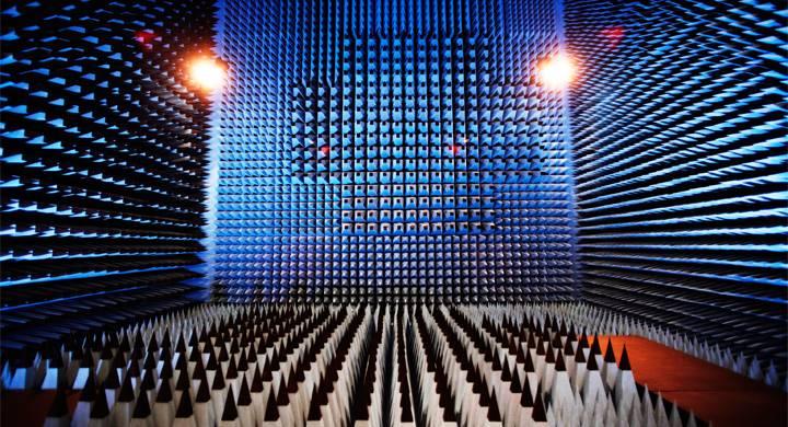 IMEP-LAHC RFM anechoide