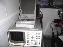 Analyseurs de paramètres à semi-conducteurs (HP4155/56 -K4200)