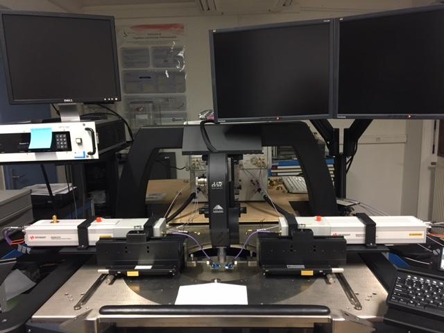 Elite 300 Cascade Microtech et système de régulation thermique ERS Air Cooled
