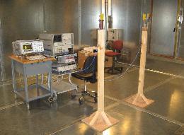Cage de Faraday de 25 m²