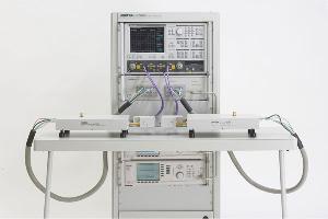 Analyse vectoriel 40Mhz-110Ghz
