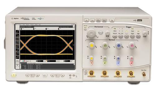 Oscilloscope 6 Ghz