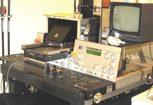 Photomasqueur Sùss Microtec de type MA6