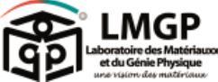 LMGP -Laboratoire des Matériaux et du Génie Physique