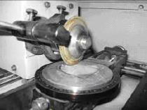 Micro saw Isomet 4000