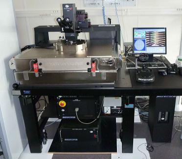 Plateforme 300 mm semi-automatique