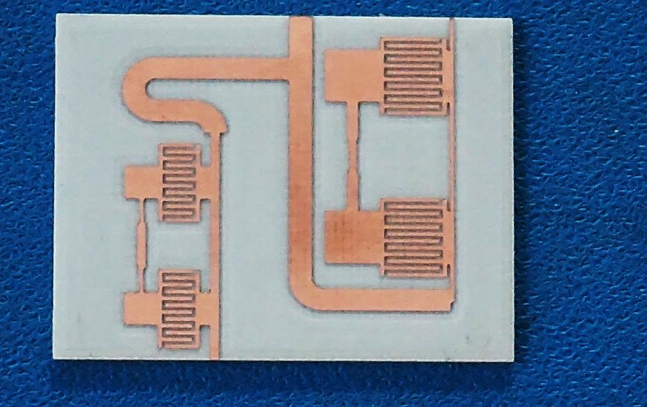 Prototypage de circuits hautes fréquences